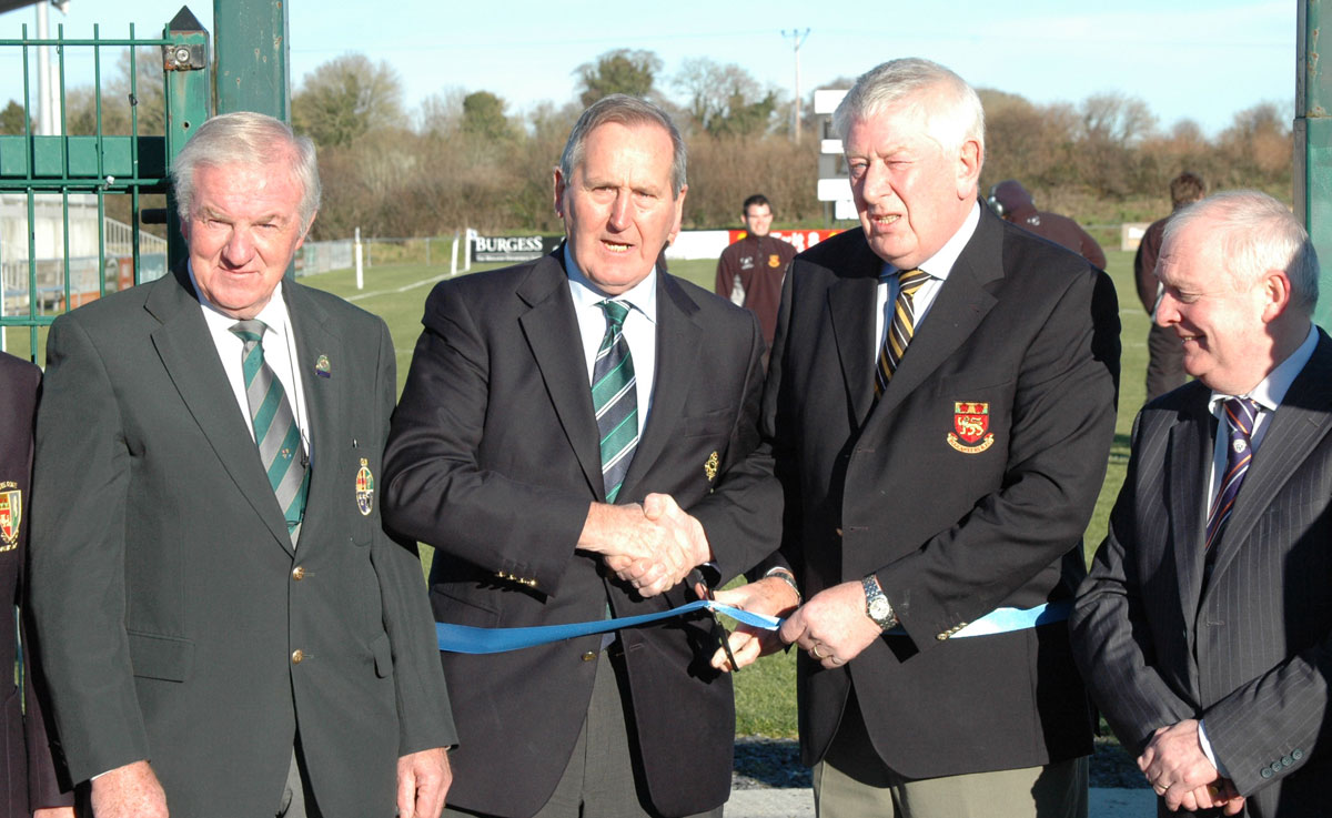 Ceremonial-re-opening-of-dubarry-park