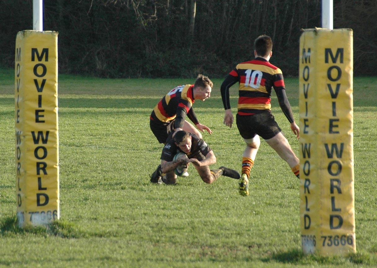 J1's Junior Cup match
